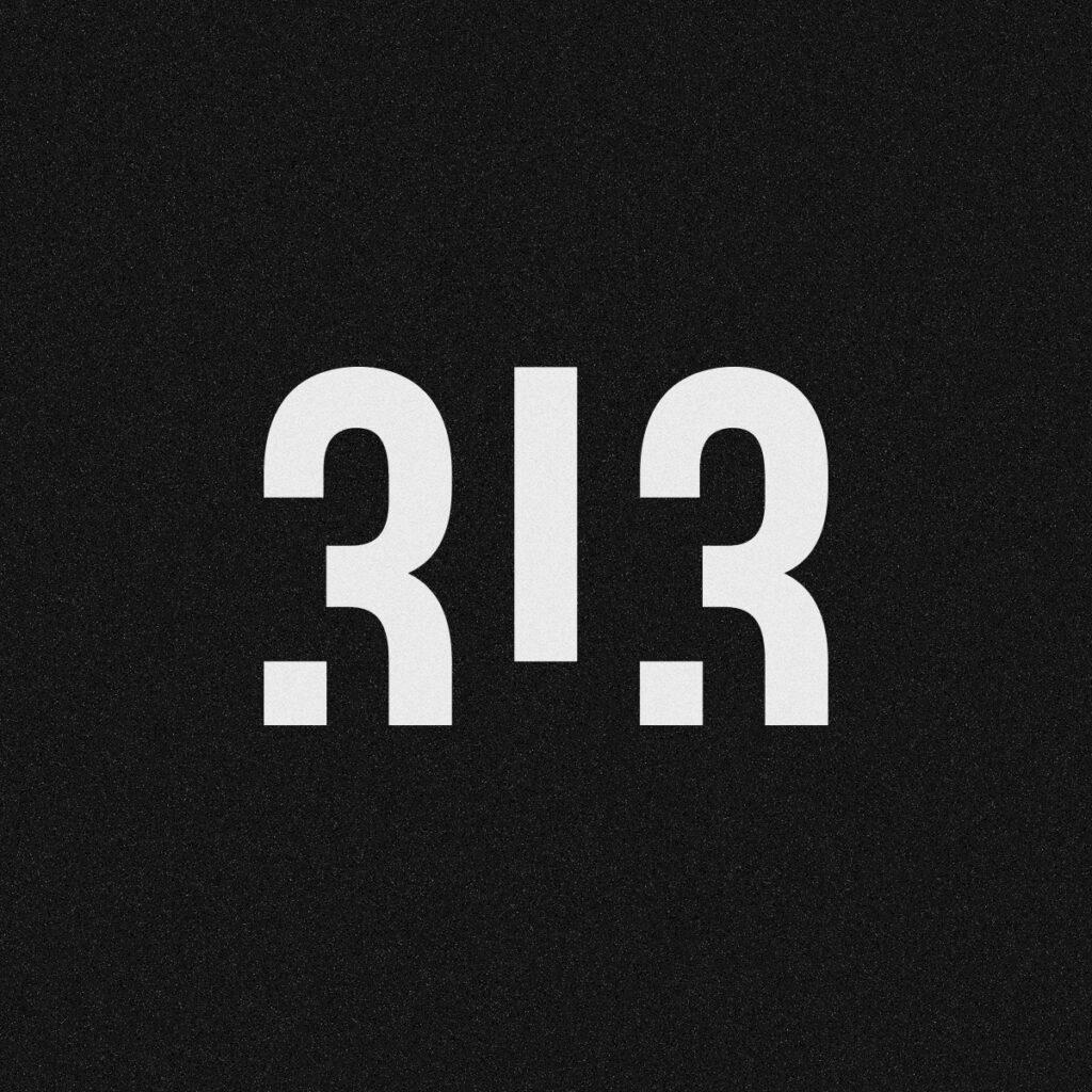 Logo Design for 313 Hard Seltzer