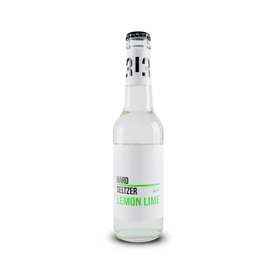 Beverage Branding Design for 313 Hard Seltzer | Logo And Packaging